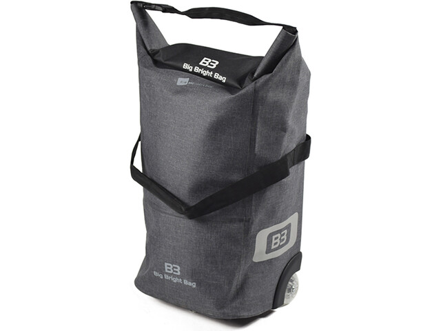 B&W International B3 Bolsa/Trolley, grey melange